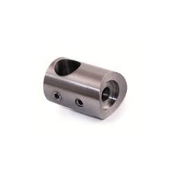 Support pour passage de câble trous dia. 10mm